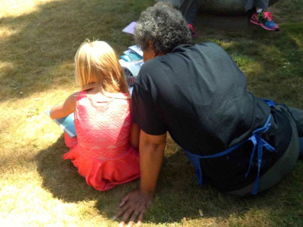 Seashore Family Literacy reading writing math tutoring